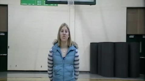 Thumbnail for entry Girls Varsity Basketball