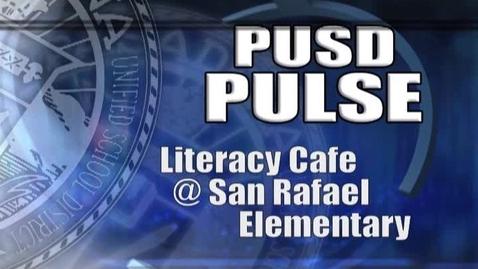Thumbnail for entry PUSD Pulse - Chalk! @San Rafael