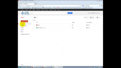 Thumbnail for entry GOOGLE = Spreadsheets Tutorial