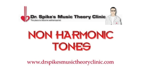 Thumbnail for entry Non Harmonic tones
