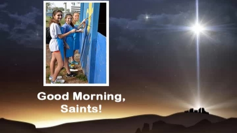 Thumbnail for entry Saints @ 8, December 15, 2017