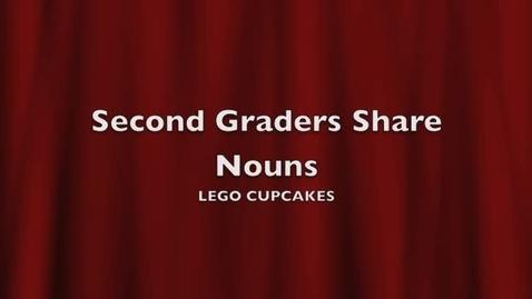 Thumbnail for entry LEGO Cupcakes