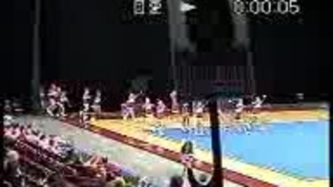 Thumbnail for entry 2009 Debbie Rodgers Cheer Competition