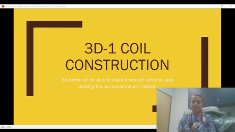 Thumbnail for entry Coil Construction Video Presentation