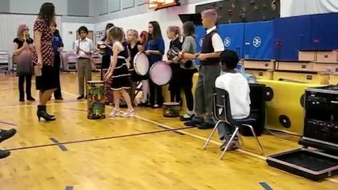 Thumbnail for entry Roosevelt Elementary Xylophone Ensemble Cha Cha Drum