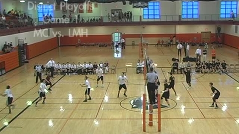 Thumbnail for entry MC Volleyball District Playoffs