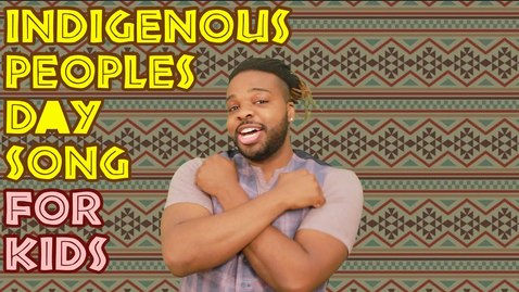 Thumbnail for entry Indigenous Peoples Day Song For Kids (ASL Sign Language Lesson Included)