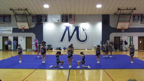 Thumbnail for entry Cheer Dance for 9-12-14