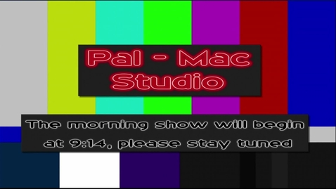 Thumbnail for entry Pal-Mac Morning Show 11-16-15