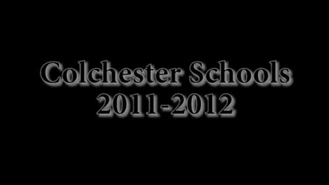 Thumbnail for entry Colchester Believes
