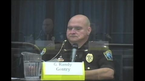 Thumbnail for entry Ashtabula County Sheriff Candidate Debate 2012