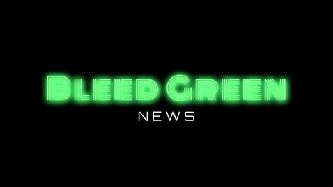 Thumbnail for entry 12-11-2017 Bleed Green News