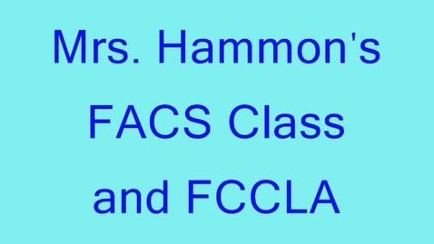 Thumbnail for entry FACS & Fall Festival