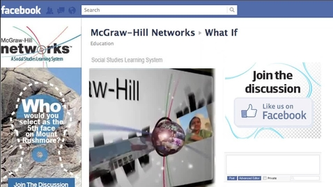 """Thumbnail for entry McGraw-Hill Networks - Mount Rushmore """"What If"""" Video"""