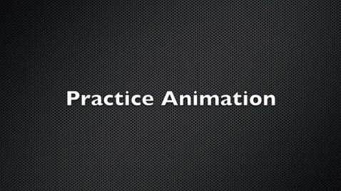Thumbnail for entry Animation