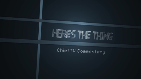 Thumbnail for entry Commentary - 4 Block Scheduling  - ChiefTV 2011 Opinion Editorial