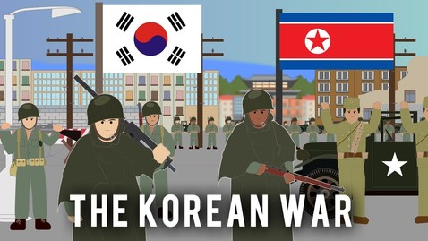 Thumbnail for entry The Korean War (1950–53)