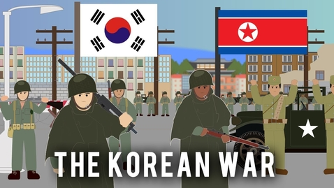 Thumbnail for entry The Korean War (1950–53)