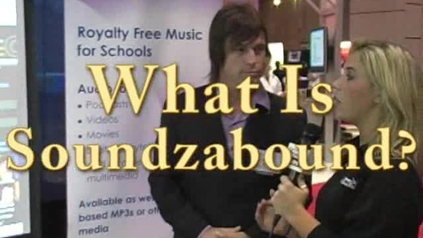 Thumbnail for entry Soundzabound: What Is It?