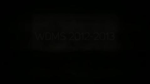 Thumbnail for entry WDMS ANIMOTO SAMPLE
