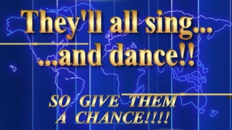 Thumbnail for entry Singing to Language Proficiency