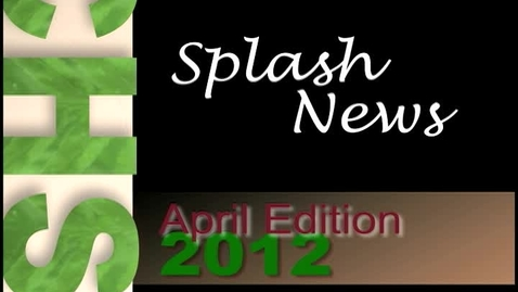 Thumbnail for entry April Edition 2012