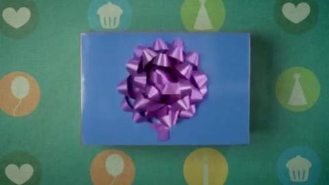 Thumbnail for entry 11 Birthdays Book Trailer