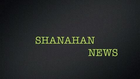 Thumbnail for entry Shanahan Video News 3-12-14
