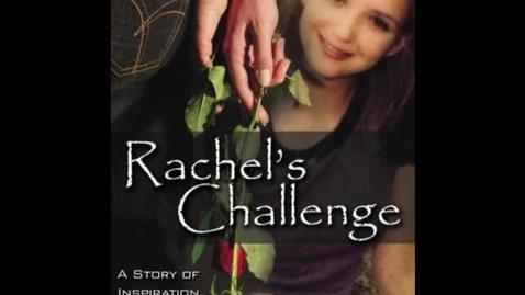 Thumbnail for entry Psa Rachels Challenge