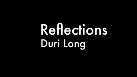 Thumbnail for entry Rep Shows: Reflections by Duri Long