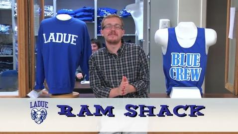 Thumbnail for entry ladue ram shack commercial