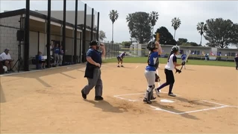 Thumbnail for entry softball hits new field