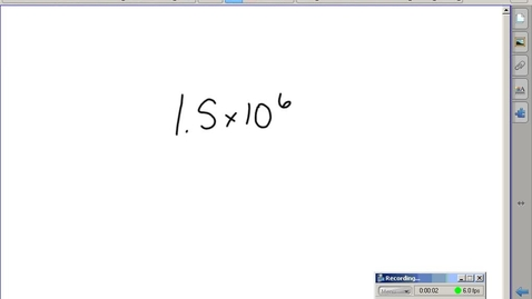 Thumbnail for entry Stephens Chemistry: (9/2/15) Base Units and Scientific Notation