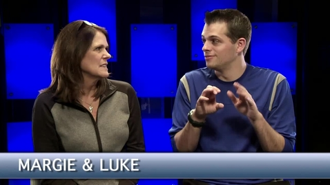 Thumbnail for entry The Amazing Race: Unfinished Business - Margie & Luke