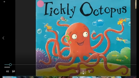 Thumbnail for entry Tickly Octopus