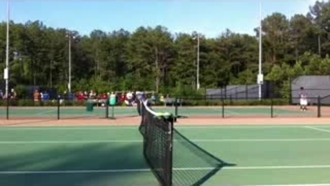 Thumbnail for entry Brookwood Boys Tennis Team Wins 2011 State Championship