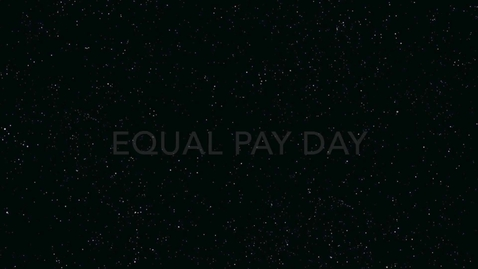 Thumbnail for entry Equal Pay PSA