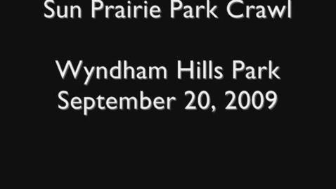 Thumbnail for entry Sun Prairie Park Crawl 2009