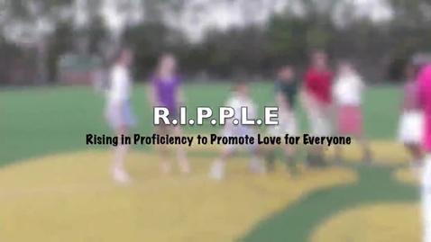 Thumbnail for entry R.I.P.P.L.E- The Student Recognition Program