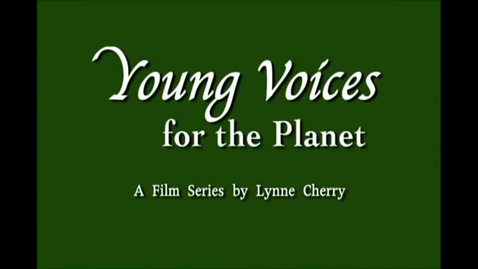 Thumbnail for entry Young Voices for the Planet