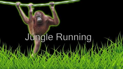 Thumbnail for entry Jungle Running - WSCN PTV 1, Sem 2 (2016-2017)