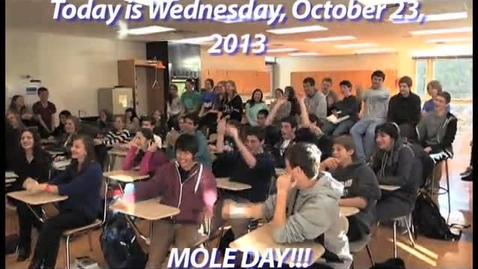 Thumbnail for entry Wednesday, October 23, 2013