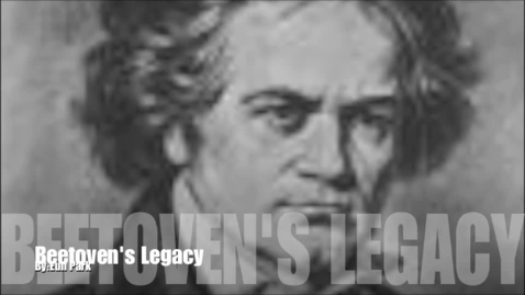 Thumbnail for entry Beethoven's Legacy