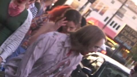 Thumbnail for entry Houston Zombie Walk 2009