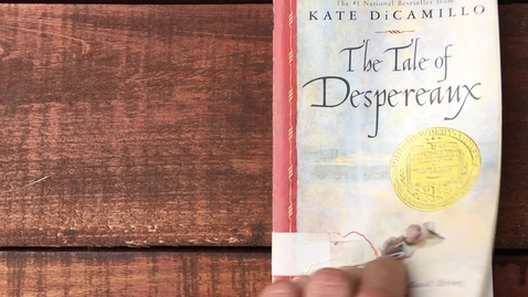 Thumbnail for entry Read Aloud ch 28-32 Tale of Despereaux 5-22-20