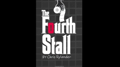 Thumbnail for entry Fourth Stall Book Trailer