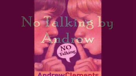 Thumbnail for entry No Talking