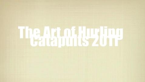 Thumbnail for entry The Art of Hurling