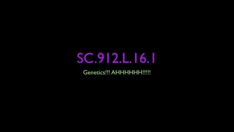 Thumbnail for entry Genetics Pt 1