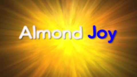 Thumbnail for entry Almond Joy